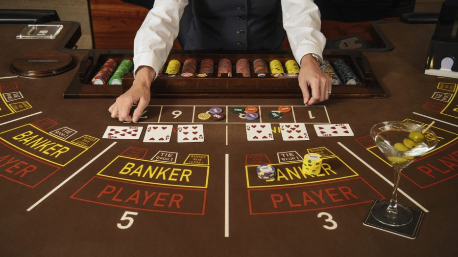 How to beat the casino at Baccarat